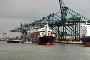 Shipping Dock - About Us